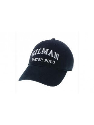 Relaxed Twill Water Polo Hat Navy