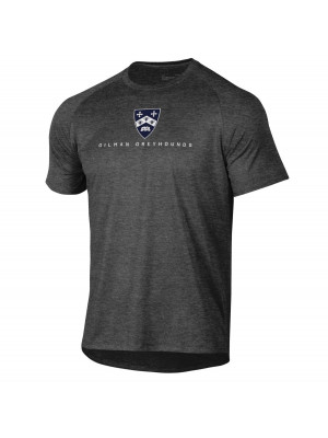 T SHIRT S/S UA GREY SHILED
