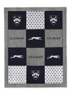 Custom Gilman League Blanket