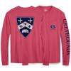 League Pocket T Nantucket Red