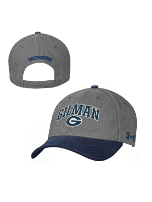 HAT YOUTH UA NVY/ GRY GILMAN G