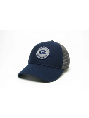 Trucker Navy/Grey Mesh