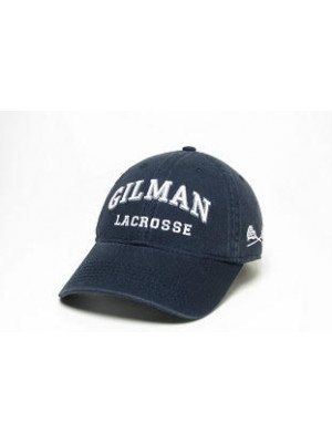 Relaxed Twill Lacrosse Hat