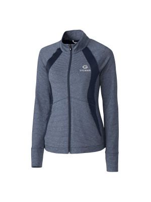 Jacket Navy Full Zip