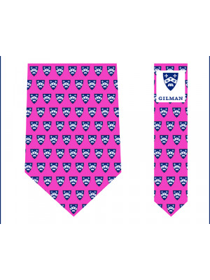 Vineyard Vines Tie Shield Raspberry