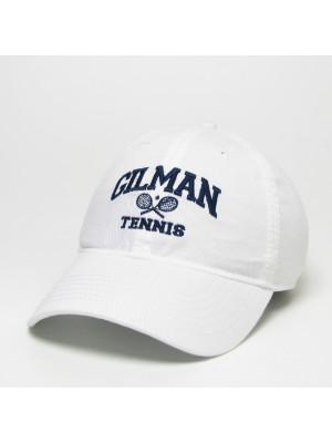 HAT TENNIS WHITE