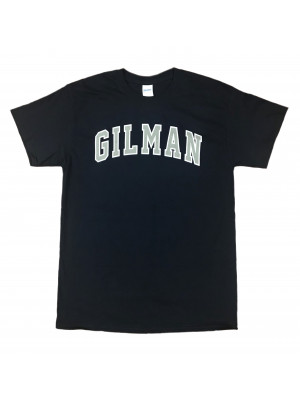T Shirt Arched Gilman Navy