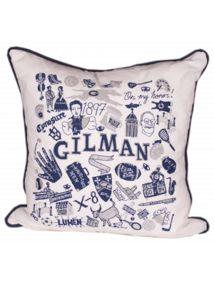 Custom Traditions Pillow