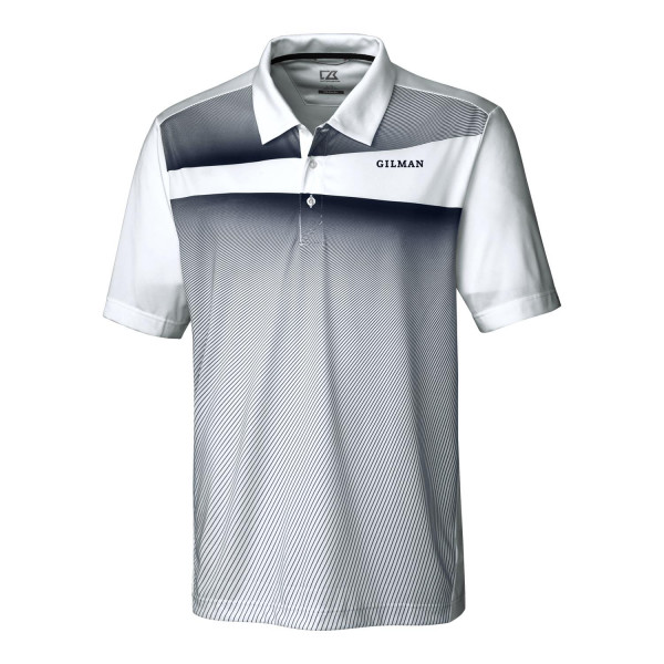 Ascend Stripe Polo