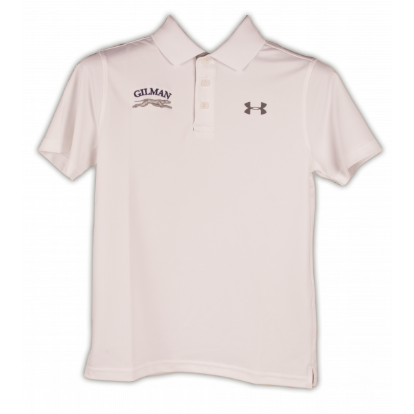 Polo UA White